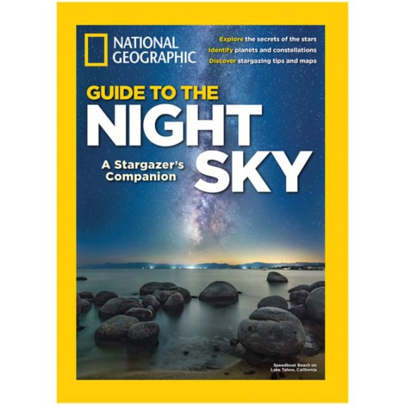 National Geographic _ Guide To The Night Sky