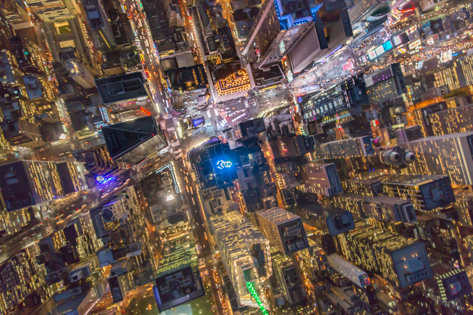 New York City Aerial Photography