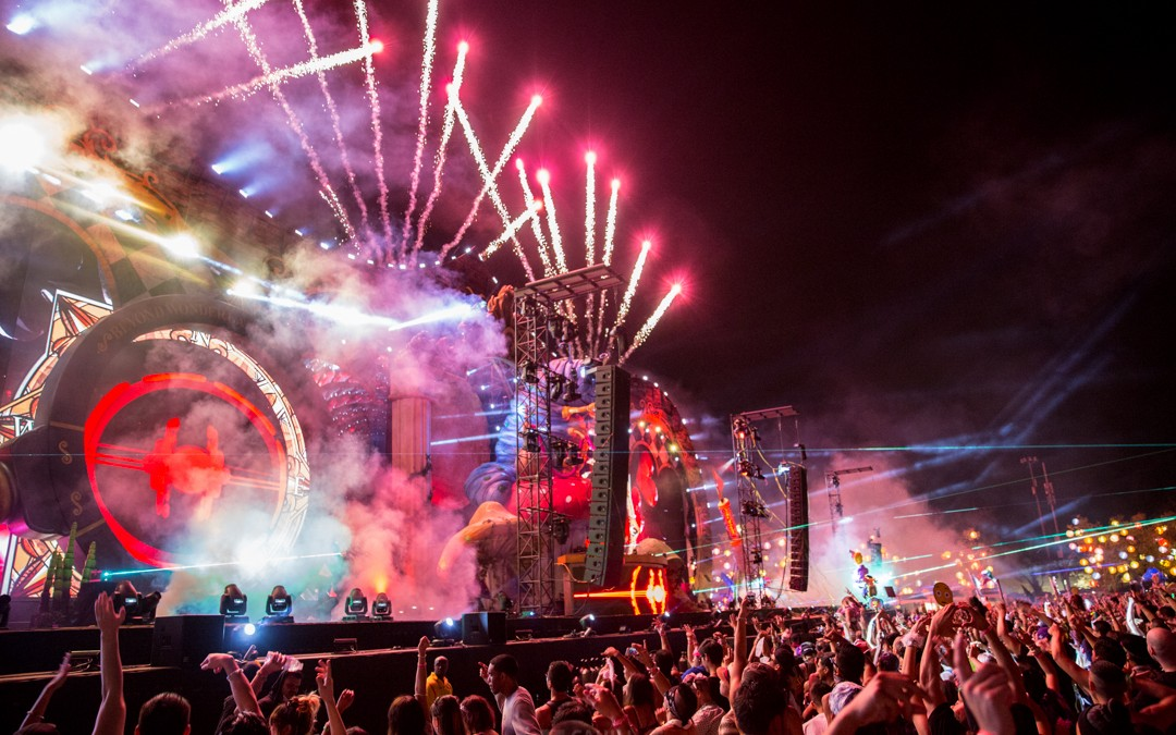 Insomniac's Beyond Wonderland, Bay Area