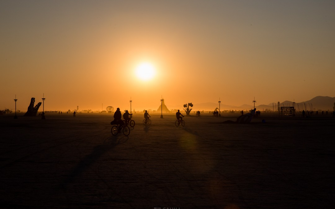 Burning Man is like nothing I've ever experienced