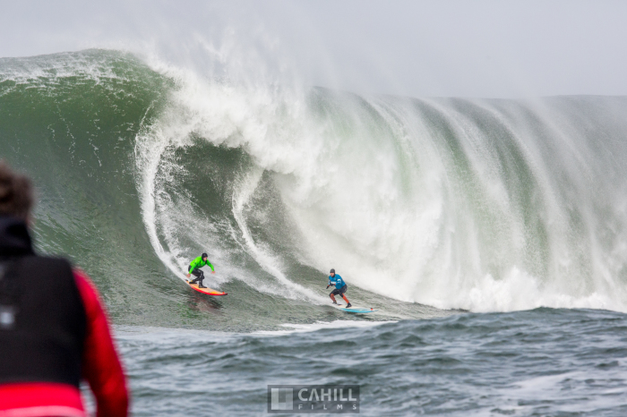 Mavericks Big Wave Surf Contest