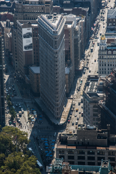 Flat Iron - Manhattan