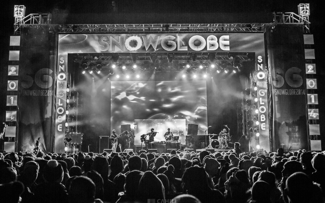 Snowglobe Music Festival | 2014 | New Year's Eve Party