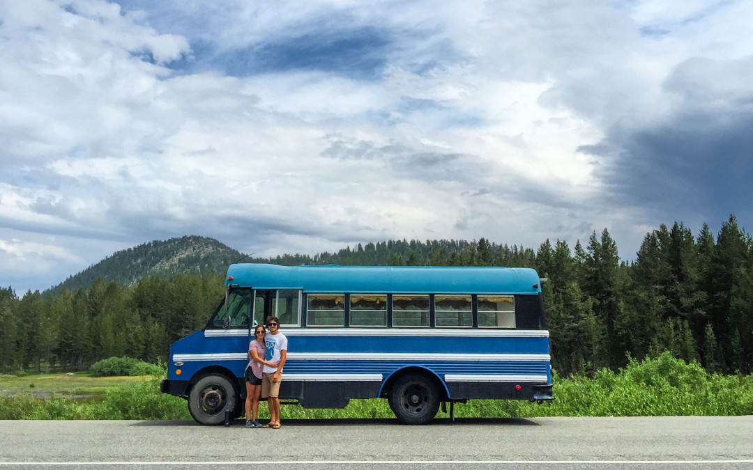 We bought a bus to convert into a Tiny Home on wheels